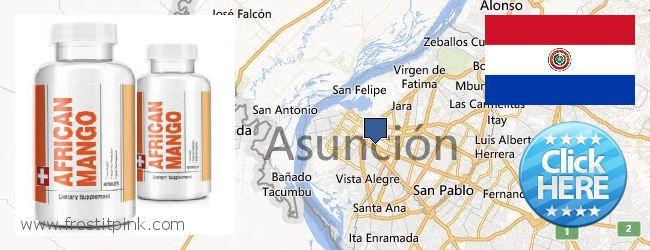 Where to Buy African Mango Extract Pills online Asunción, Paraguay