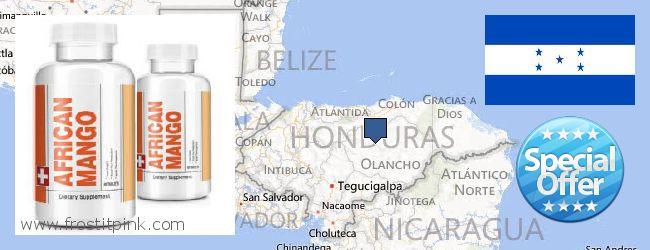 Where to Buy African Mango Extract Pills online Honduras