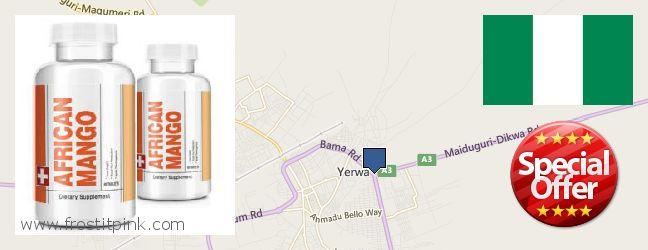Where to Buy African Mango Extract Pills online Maiduguri, Nigeria