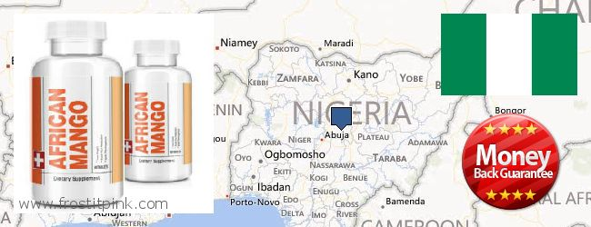 Purchase African Mango Extract Pills online Nigeria