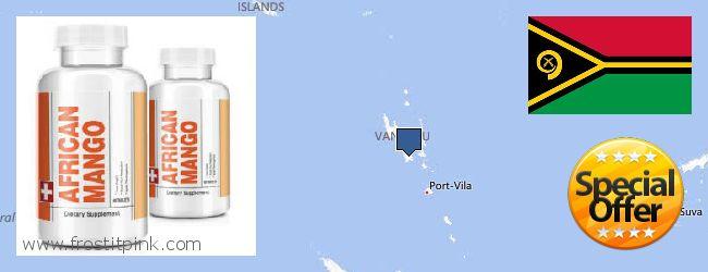 Where to Buy African Mango Extract Pills online Vanuatu