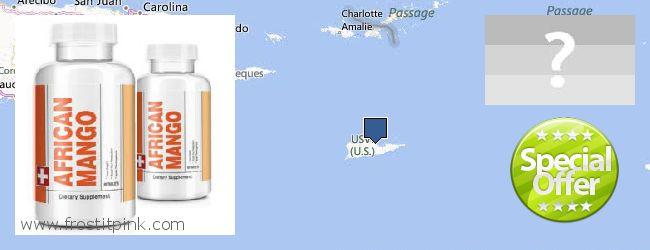 Buy African Mango Extract Pills online Virgin Islands