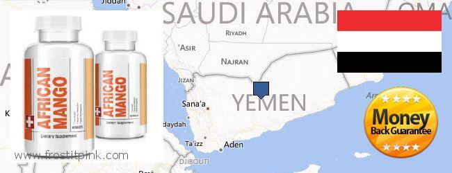 Onde Comprar African Mango Extract Pills on-line Yemen