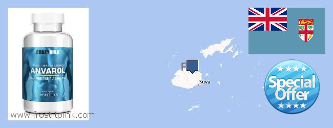 Where to Buy Anavar Steroids online Fiji