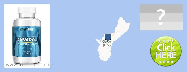 Purchase Anavar Steroids online Guam