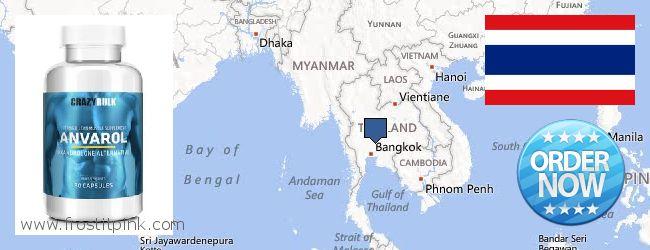 Purchase Anavar Steroids online Thailand