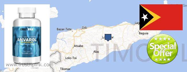 Πού να αγοράσετε Anavar Steroids σε απευθείας σύνδεση Timor Leste