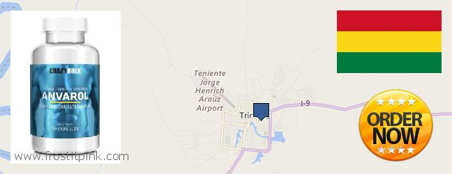 Where Can I Buy Anavar Steroids online Trinidad, Bolivia