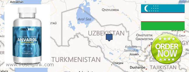 Where to Buy Anavar Steroids online Uzbekistan