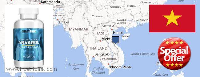 Buy Anavar Steroids online Vietnam