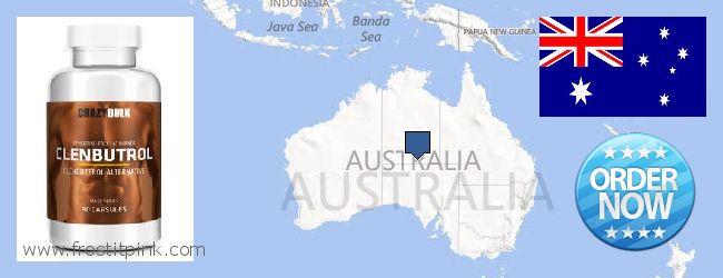 Къде да закупим Clenbuterol Steroids онлайн Australia