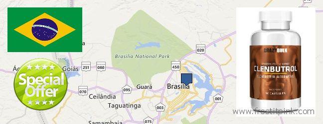 Where to Buy Clenbuterol Steroids online Brasilia, Brazil
