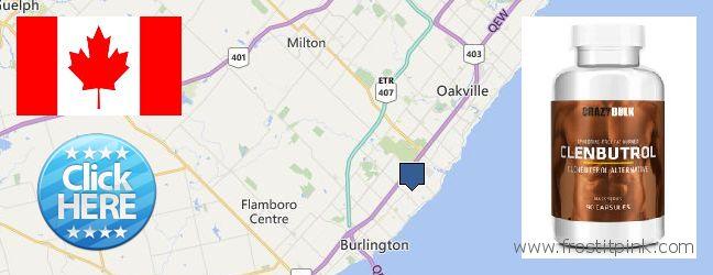 Where to Purchase Clenbuterol Steroids online Burlington, Canada