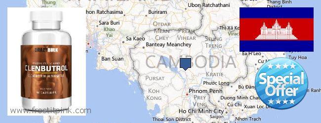 Jälleenmyyjät Clenbuterol Steroids verkossa Cambodia