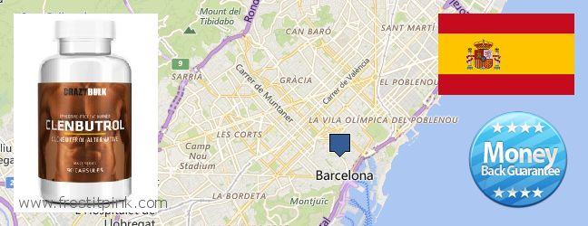Where Can You Buy Clenbuterol Steroids online Ciutat Vella, Spain