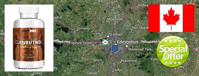 Purchase Clenbuterol Steroids online Edmonton, Canada