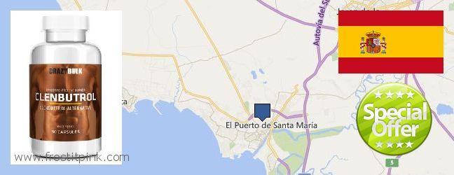 Where to Purchase Clenbuterol Steroids online El Puerto de Santa Maria, Spain