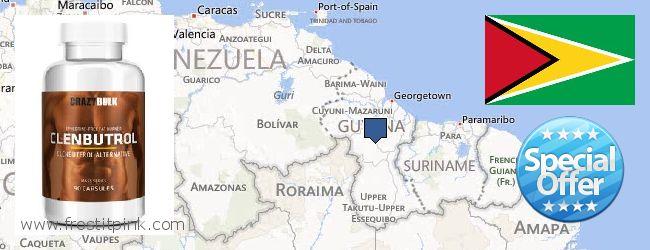 Къде да закупим Clenbuterol Steroids онлайн Guyana
