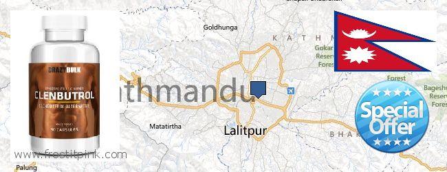 Where to Buy Clenbuterol Steroids online Kathmandu, Nepal