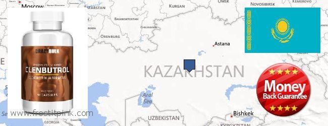 Where to Buy Clenbuterol Steroids online Kazakhstan