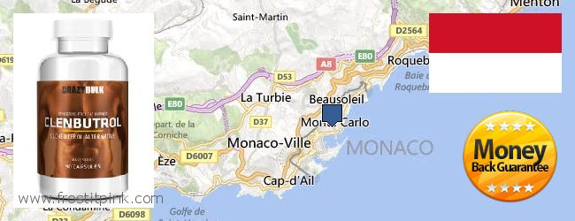 Hvor kan jeg købe Clenbuterol Steroids online Monaco