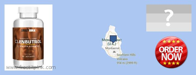 Where to Buy Clenbuterol Steroids online Montserrat