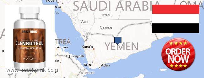 Къде да закупим Clenbuterol Steroids онлайн Yemen