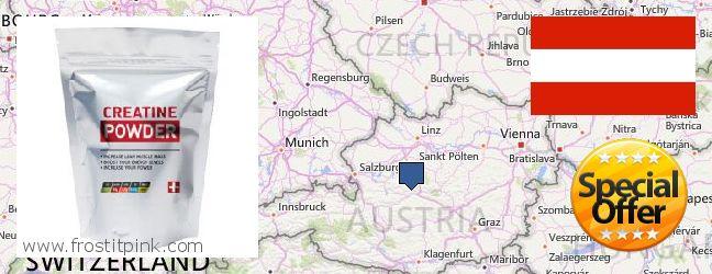 Where to Purchase Creatine Monohydrate Powder online Austria