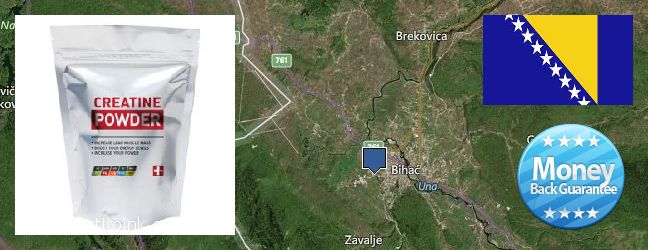 Where to Purchase Creatine Monohydrate Powder online Bihac, Bosnia and Herzegovina