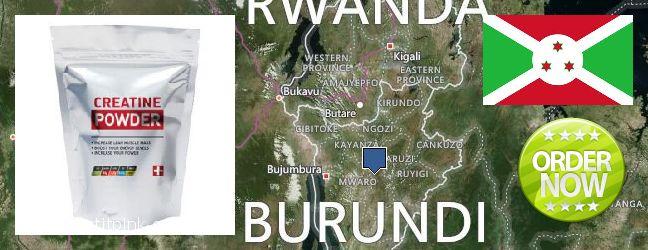 Where to Purchase Creatine Monohydrate Powder online Burundi