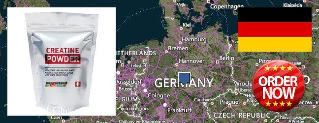 Where to Buy Creatine Monohydrate Powder online Germany