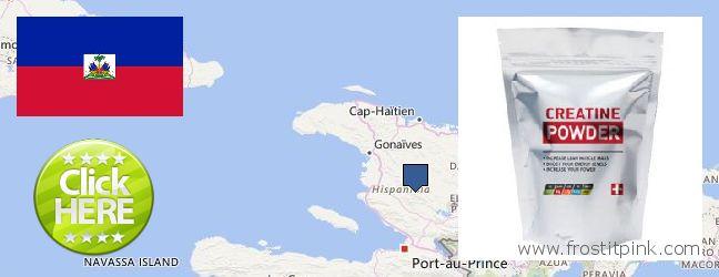 Where to Buy Creatine Monohydrate Powder online Haiti