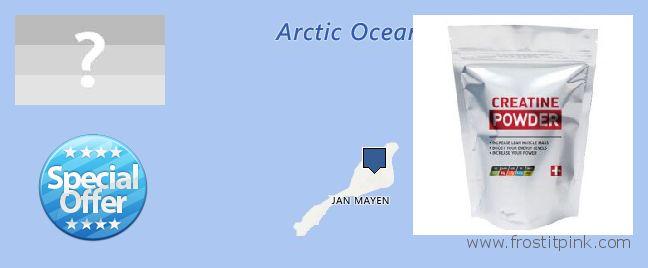 Where to Buy Creatine Monohydrate Powder online Jan Mayen