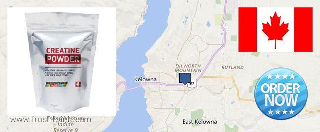 Where to Purchase Creatine Monohydrate Powder online Kelowna, Canada