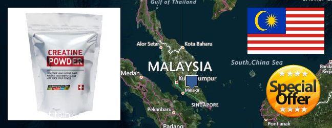 Where to Buy Creatine Monohydrate Powder online Malaysia