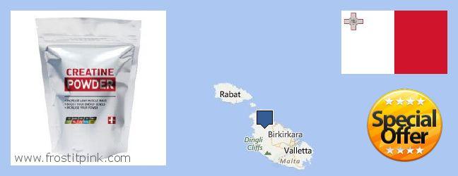 Where to Purchase Creatine Monohydrate Powder online Malta