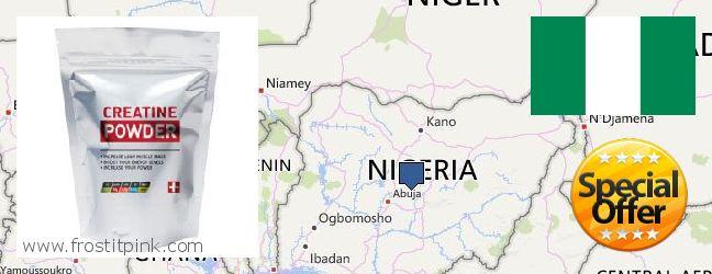 Where to Buy Creatine Monohydrate Powder online Nigeria