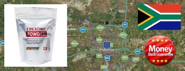 Where to Buy Creatine Monohydrate Powder online Pretoria, South Africa