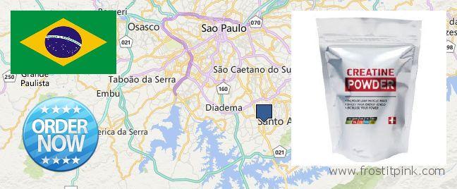 Where to Buy Creatine Monohydrate Powder online Sao Bernardo do Campo, Brazil
