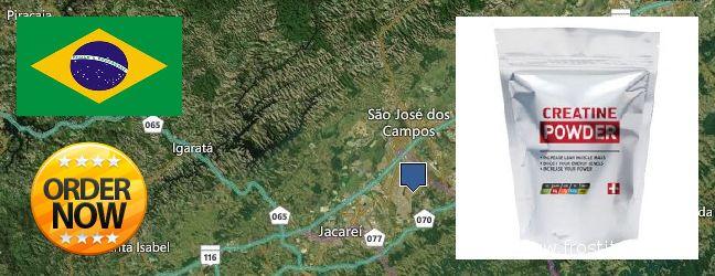 Where to Buy Creatine Monohydrate Powder online Sao Jose dos Campos, Brazil