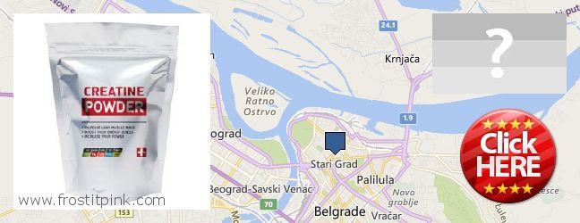 Where to Buy Creatine Monohydrate Powder online Serbia and Montenegro
