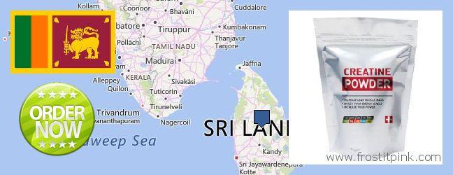 Where to Purchase Creatine Monohydrate Powder online Sri Lanka