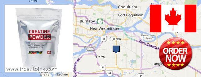 Where to Buy Creatine Monohydrate Powder online Surrey, Canada