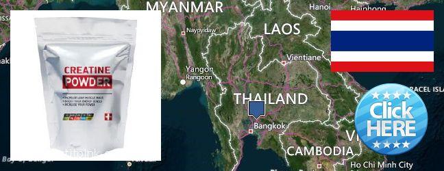 Where to Buy Creatine Monohydrate Powder online Thailand