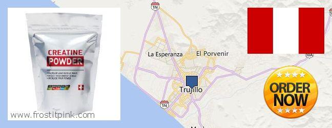 Buy Creatine Monohydrate Powder online Trujillo, Peru