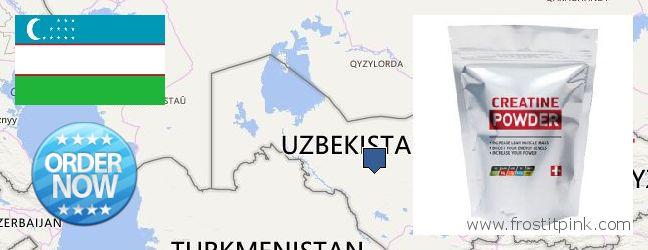 Where to Buy Creatine Monohydrate Powder online Uzbekistan