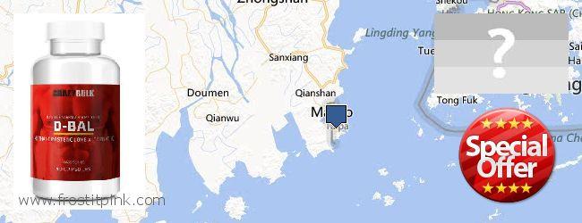 Buy Dianabol Steroids online Macau