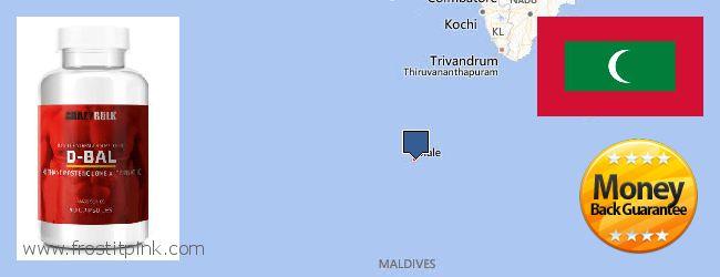 Purchase Dianabol Steroids online Maldives