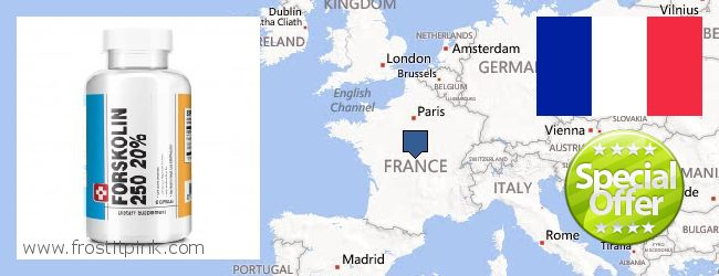 Buy Forskolin Extract online France
