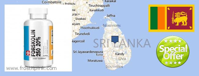 Где купить Forskolin онлайн Sri Lanka